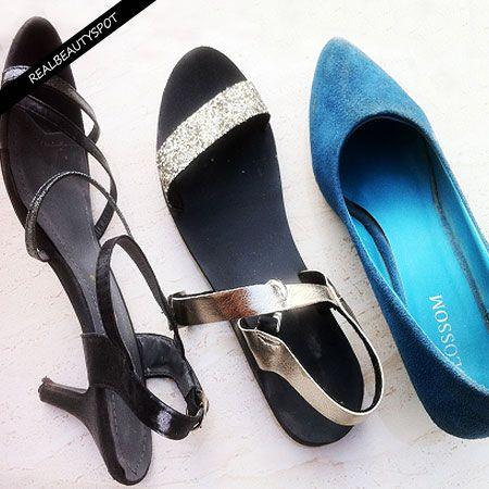 Fotografía - Hacks pour faire vos chaussures confortables