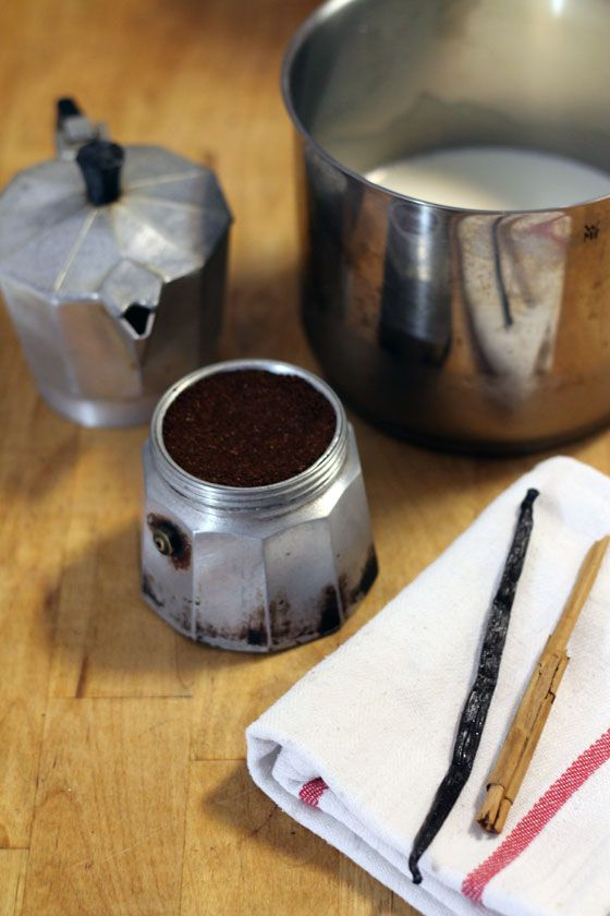 Fotografía - Homemade Vanilla Café