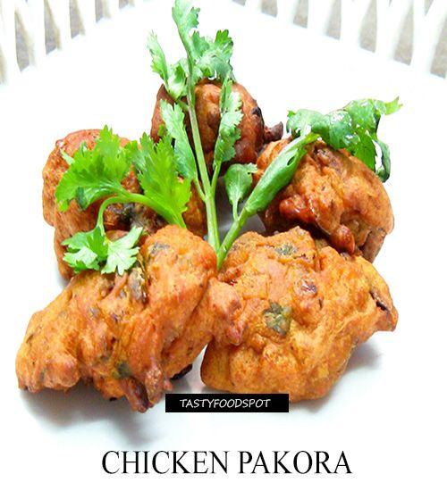 Fotografía - Recette chauds et croustillants de poulet pakora