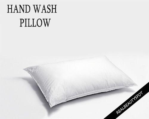 Comment laver un oreiller à la main ou machine à laver