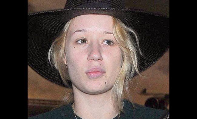 Fotografía - Iggy Azalea sans maquillage