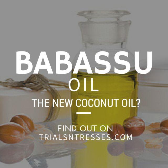 Fotografía - L'huile de babassu est Better Than huile de coco?