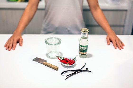 Ingrédients-pour-vanille-Spice-Massage-Oil