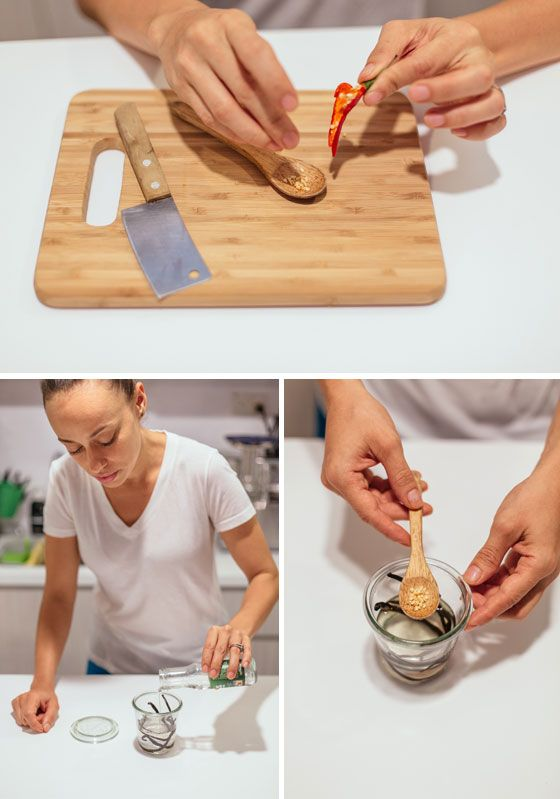 Chili-dans-le-vanille-Spice-Massage-Oil