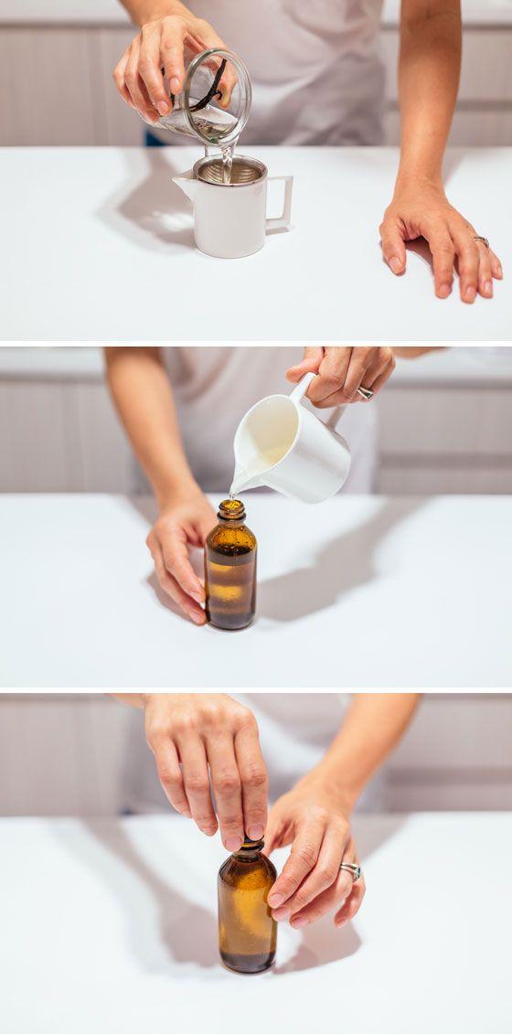 Embouteillage-vanille-Spice-Massage-Oil