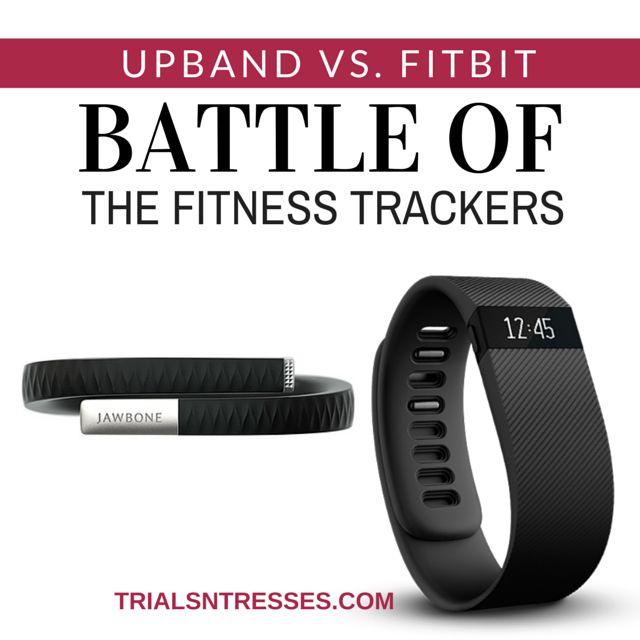 Upband Vs Fitbit
