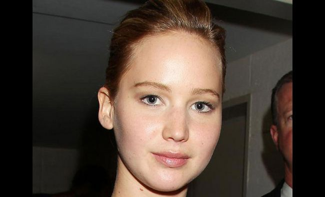 Fotografía - Jennifer Lawrence sans maquillage