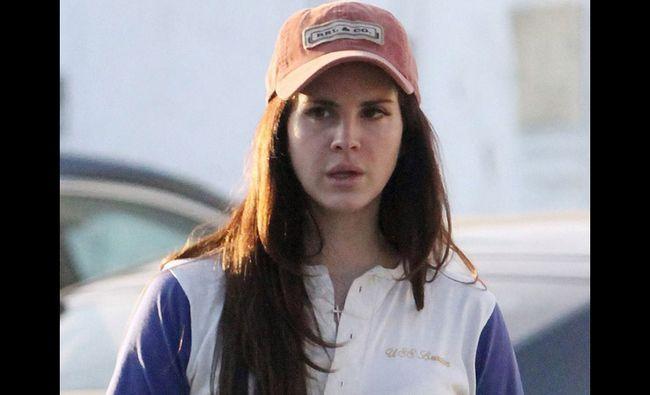 Fotografía - Lana Del Rey sans maquillage