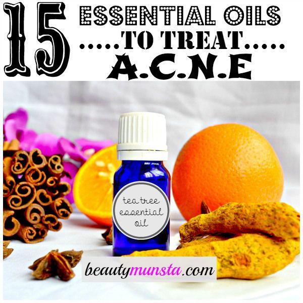 Fotografía - Liste des meilleures huiles essentielles pour l'acné et Comment utiliser