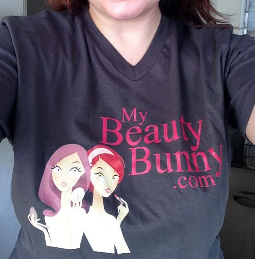 Fotografía - My Beauty Lapin T-shirt!