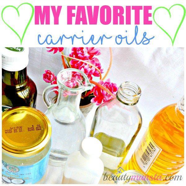 Fotografía - Mes préférés Huiles de porteur pour les huiles essentielles