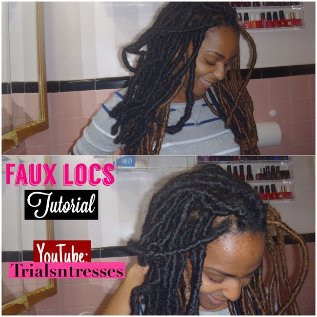 Fotografía - Natural Hair: Tutorial Locs Faux (Vidéo)