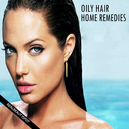 Cheveux gras remèdes maison