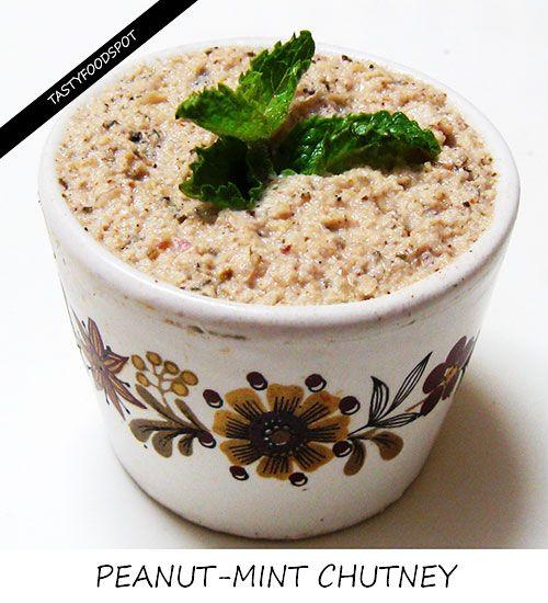 Fotografía - Peanut-chutney à la menthe: une recette saine et savoureuse trempette