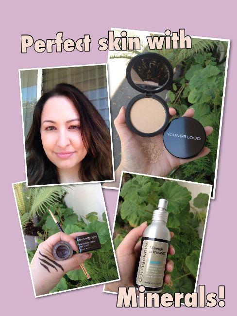 Fotografía - Perfect Skin Minerals avec