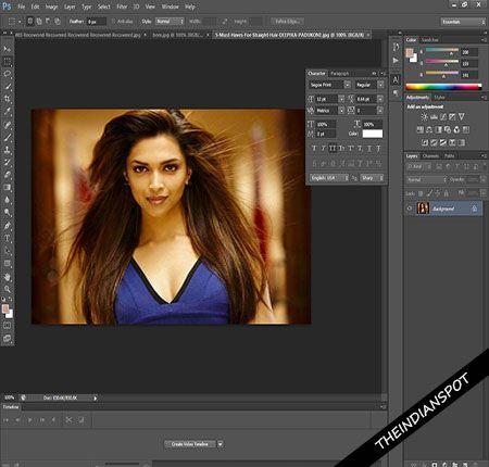 Fotografía - Trucs et astuces Photoshop