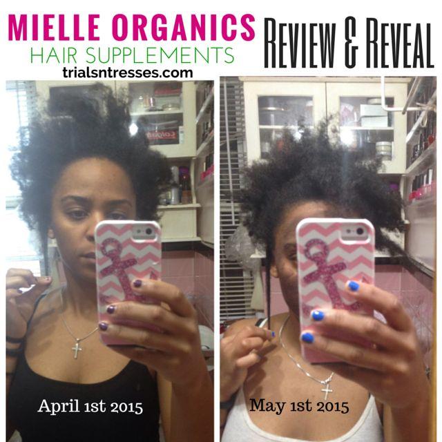 Fotografía - Revue de produit: Mielle Hair Organics VitaminesMielleOrganics