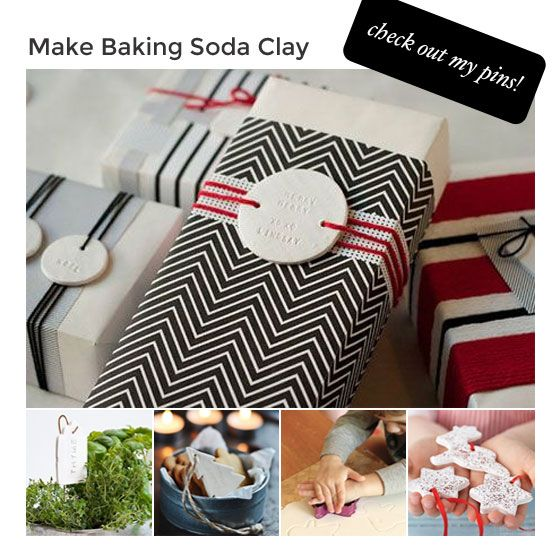 Assurez bicarbonate de soude Clay - conseil Pinterest