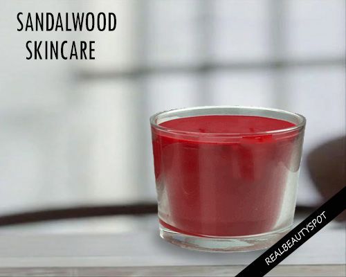 Bois de santal rouge: Avantages Skincare