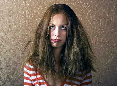 Fotografía - Rx pour cheveux secs!