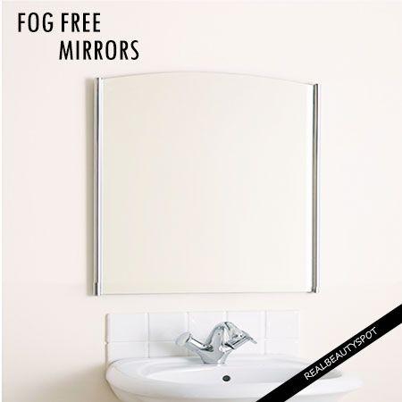 Fotografía - Des moyens simples pour garder vos miroirs anti-buée