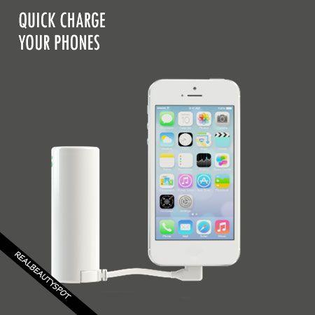 Fotografía - Smart Way pour charge rapide de vos téléphones