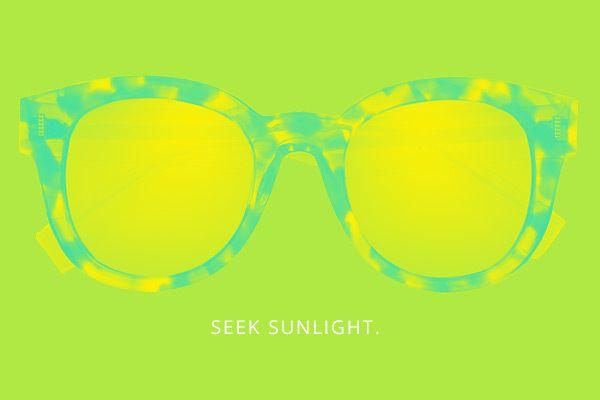 Cherchez la lumière du soleil