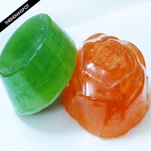 Fotografía - Soulflower arbre à thé glycérine pure savon et de l'examen orange savon de glycérine pure