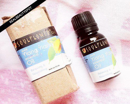 Fotografía - Soulflower essentielle examen de l'huile d'ylang-ylang