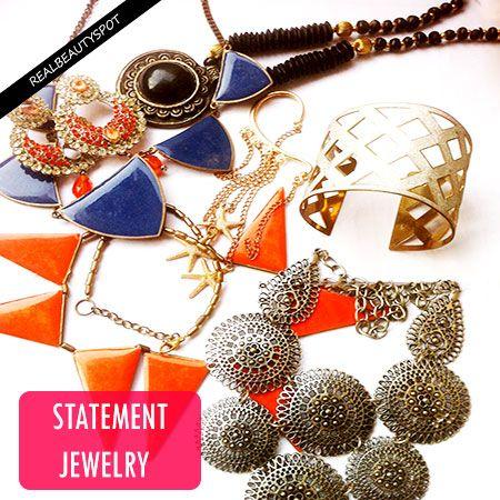 Déclaration bijoux - Conseils de style