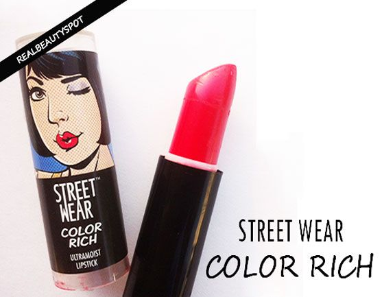 Fotografía - Streetwear couleur riche ultra humide lipstick- feu de votre ex