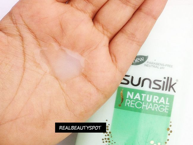 Sunsilk naturel Recharge shampooing Strong & Abondant