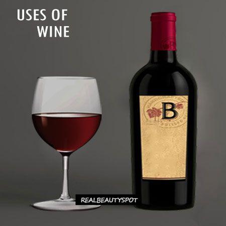 Fotografía - Utilisation surprenante de vin