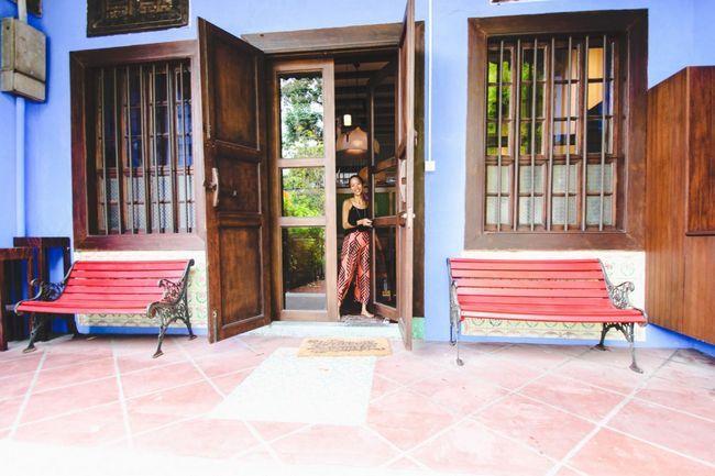 Fotografía - Prenez un rare aperçu dans une maison du patrimoine de Singapour
