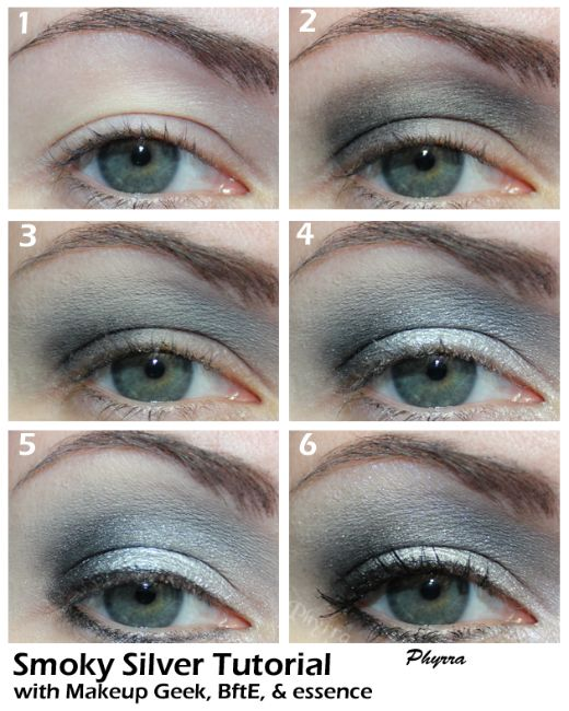 Taylor Swift Argent Smoky Eye Tutorial