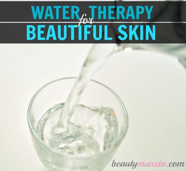 Fotografía - Les merveilles de la thérapie de l'eau pour la peau et de beauté