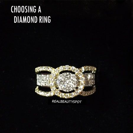 Fotografía - Conseils pour choisir une bague en diamant