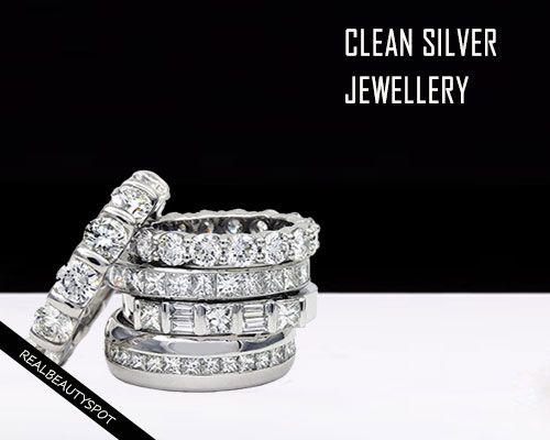 Fotografía - Conseils pour le nettoyage des bijoux en argent