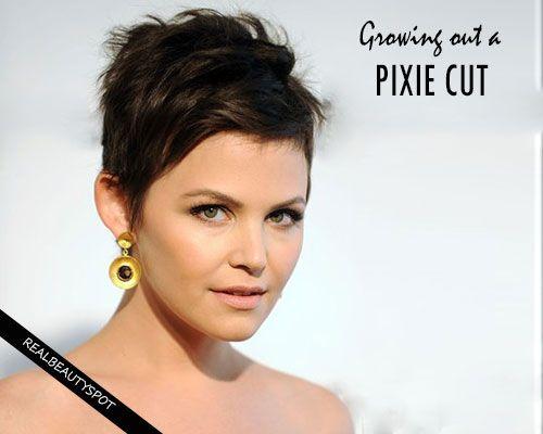 CONSEILS POUR GRANDIR vos cheveux / frange ou coupe de lutin