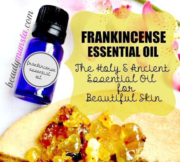 Fotografía - Top 10 Avantages de l'encens huile essentielle pour la peau