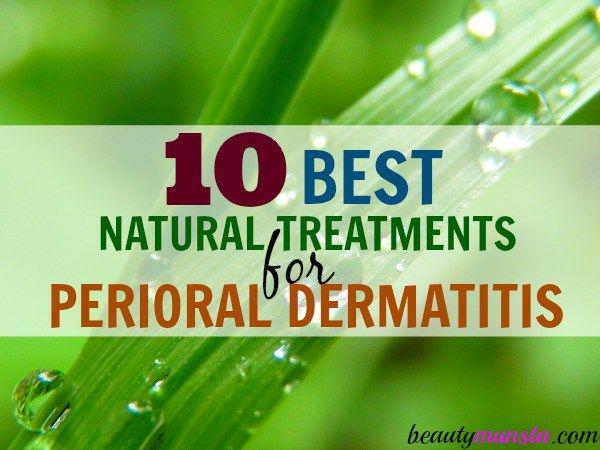 Fotografía - Top 10 des remèdes naturels pour Dermatite péri-orale (y compris des recettes!)