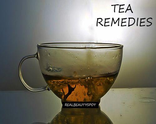 Top 15 Home Remedies utilisation du thé
