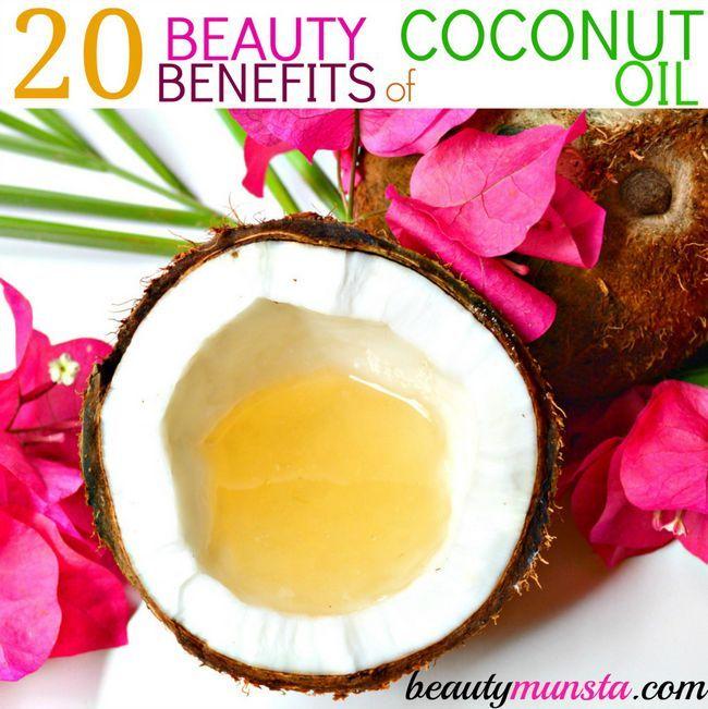 Fotografía - Top 20 Avantages de beauté de l'huile de coco