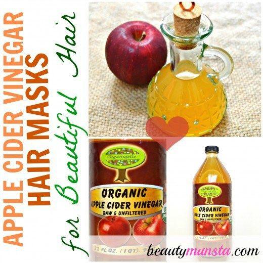 Fotografía - Top 3 ACV cheveux Masque Recettes | Apple Cider Vinegar pour cheveux