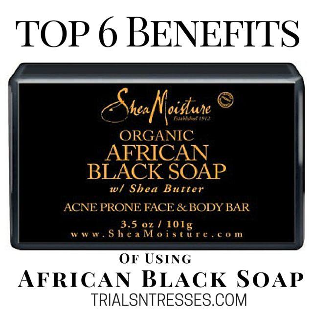 Fotografía - Top 6 des avantages de l'utilisation de savon noir africainSheaMoisture