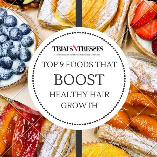 Fotografía - Top 9 aliments qui stimulent la croissance des cheveux en bonne santé