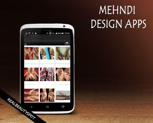 Fotografía - Meilleures applications smartphone pour la conception de mehendi