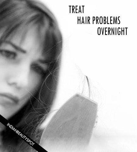 Fotografía - Traiter 5 problèmes de cheveux pendant la nuit avec des remèdes naturels