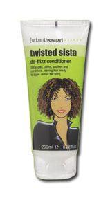 Twisted Sista