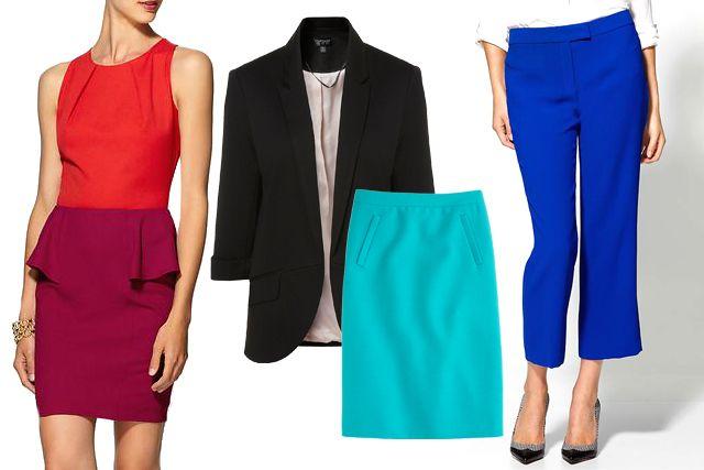Fotografía - Améliorez votre garde-robe de travail